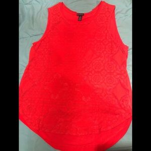 New Directions Lace Sleeveless Top